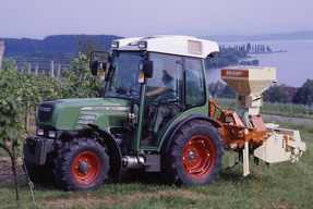 trattore fendt 207 v