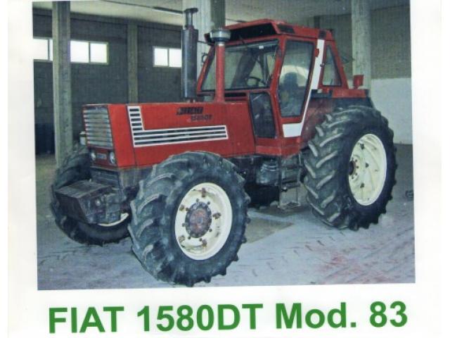 Fiatagri 1580 dt - 1