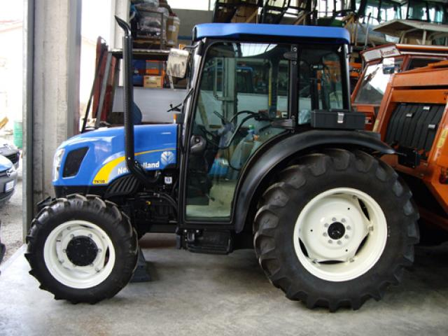 New Holland TN D 70 DT - 1