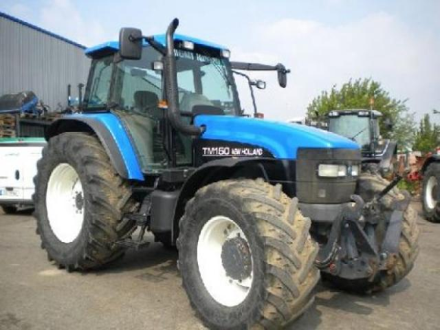 New Holland TM 150 - 1
