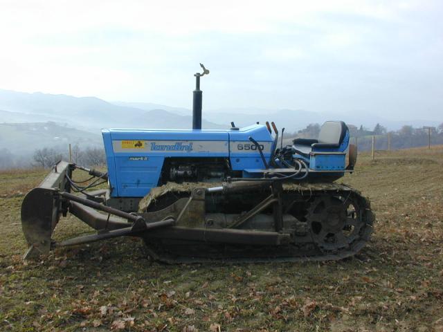 Landini mark II 6500 - 1