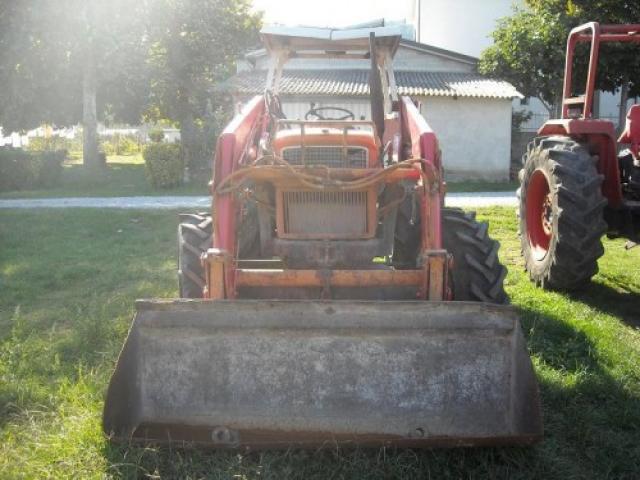 Fiatagri OM 850 - 2