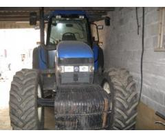 New Holland TM 135 Full