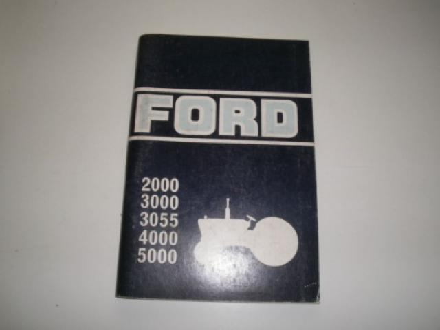 Ford 3000/4000 - 1
