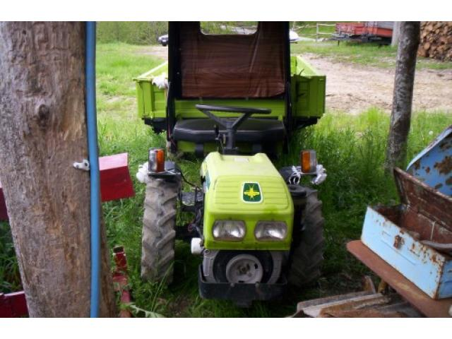 Grillo trattorino grillo - 2