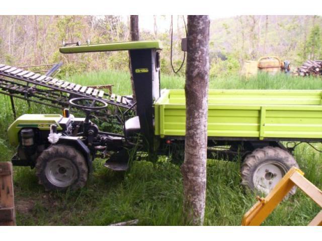 Grillo trattorino grillo - 3
