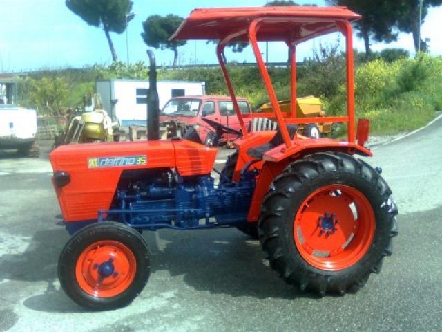 Same Delfino 35CV 2RM - 1
