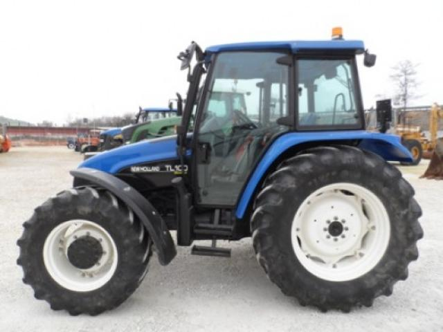New Holland TL100 DT TURBO - 1