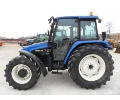 New Holland TL100 DT TURBO