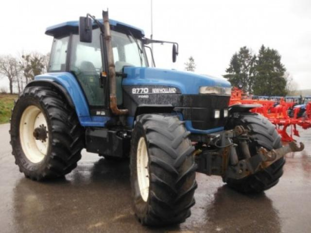 New Holland New Holland 8770 - 1