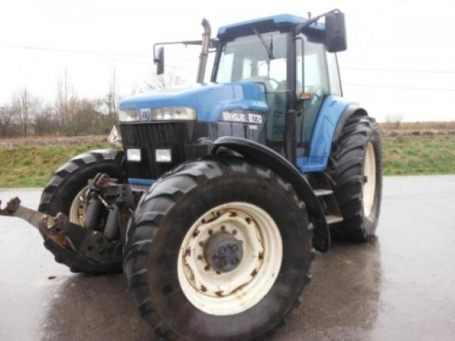 New Holland New Holland 8770 - 3