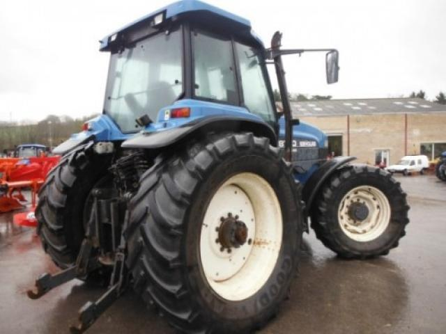 New Holland New Holland 8770 - 4