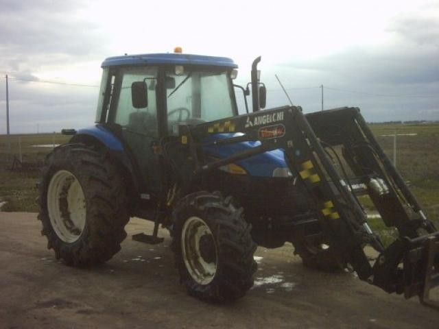 New Holland Td 95 - 2