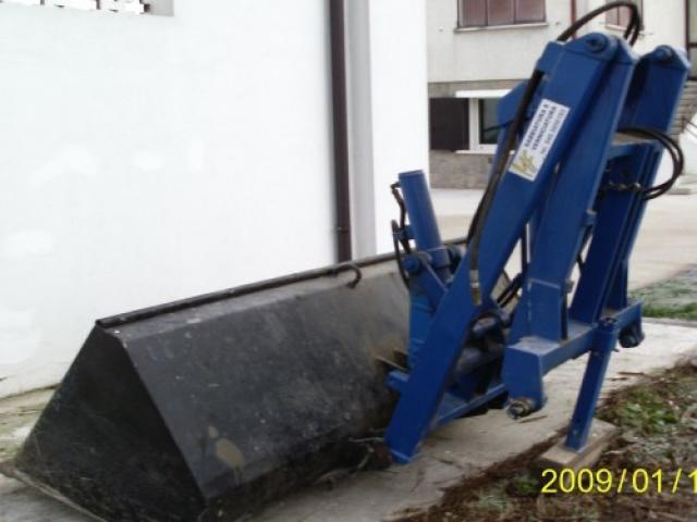 Altra marca Pala meccanica idraulica - 1
