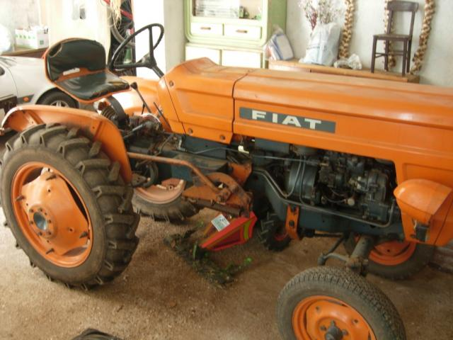 Fiatagri 250 - 1