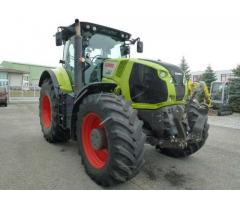 Trattore Claas Axion 830 Cmatic