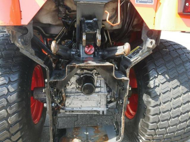 Trattore Kubota BX 2200 4x4 - 2