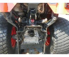 Trattore Kubota BX 2200 4x4 - Immagine 2