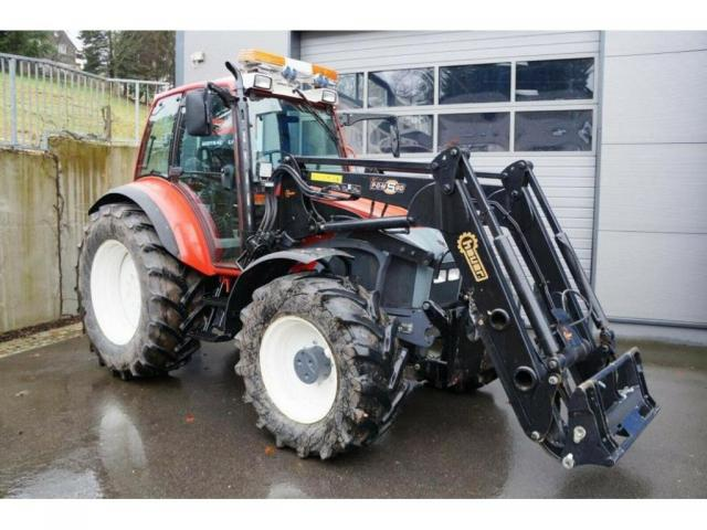 Trattore Lindner Geotrac 103 - 1
