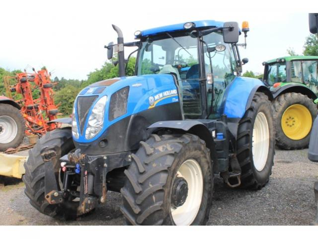Trattore New Holland T 7.210 Auto Command - 1