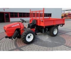 Goldoni TRANSCAR 28RS UTILITY TRACTOR TIPPER neuf
